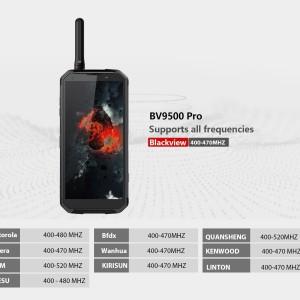 Blackview Bv9500 Pro Ip69k Walkie Talkie 5 7 Fhd Smartphone Android 8 1 6gb 128gb 10000mah Wireless Charging Mobile Phone Nfc Thom 323 Tokopedia