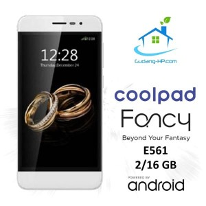 Coolpad Fancy E561 Ram 2gb Internal 16gb Garansi Distributor Tokopedia