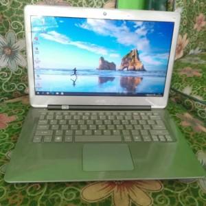 Acer Aspire S3 Slim Design I3 2367m Ram 4gb Hdd 320gb Windows 10pro64bit Mulus Normal Siap Pakai Data Kosong Baru Di Instal Tokopedia