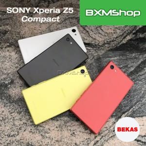 Sony Xperia Z5 Compact Tokopedia