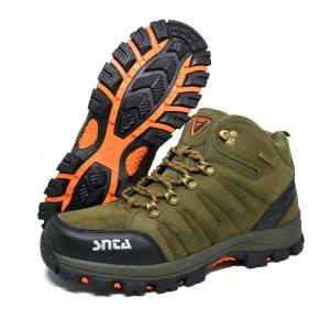 Promo Khusus Sepatu Outdoor Size Besar Sepatu Snta Boot Tipe 469 Hiking Shoes Snta Size 44 Dan 45 Tokopedia