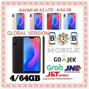 Xiaomi Mi A2 Xiaomi Mia2 128gb Ram 6gb Global Android One Bnib Ori Tokopedia