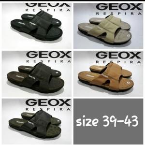 Produk Sendal Geox Kulit - Harga Bersatu webid d1469cdad8