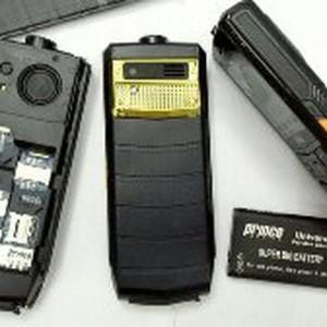 Hp Outdoor Prince Pc128 Vertu 3 Sim Card On Original Speaker Kencang Senter Super Terang Tokopedia