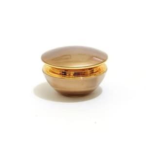 Pot Kosmetik K1 10ml Gold Tokopedia