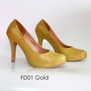 Sepatu High Heels Wanita Fd01 Harga Murah Tokopedia