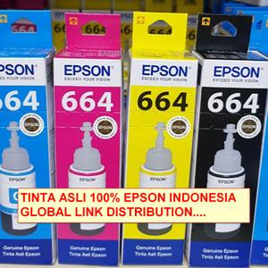 Tinta Epson Original L100 L110 L120 L200 L210 L220 L300 L310 L350 L355