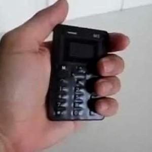 New Aiek M5 Aeku M5 Hp Atm Card Phone Murah Baru Tokopedia