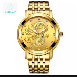 Dragon Watch Jam Tangan Naga Tokopedia