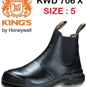 Sepatu Safety King S 706 Tokopedia