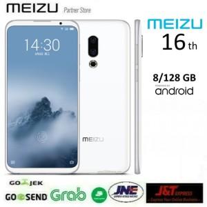 Meizu 16th 8 128gb Screen Fringerprint Sensor Garansi Distributor 1 Tahun Tokopedia