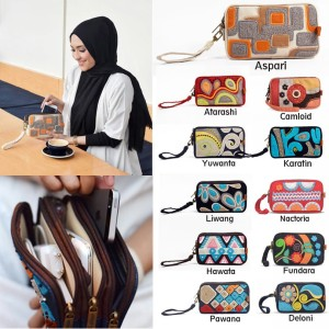 Dompet Hp Bordir Tokopedia