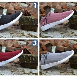 Sepatu Adidas Anak Slip On Sepatu Cowok Cewek Tokopedia
