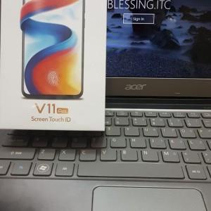 Vivo V11 Pro Ram 6 Garansi Resmi Tokopedia