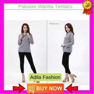 Blouse Wanita Baju Atasan Kemeja Tokopedia