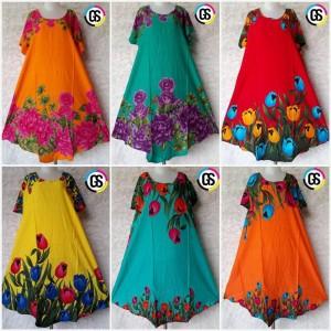 Daster Aviona Uk Xl Mega Payung Bali Baju Tidur Wanita Pakaian Dress Vega Grosir Murah Tokopedia