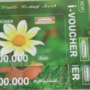Voucher Belanja Indomaret 100ribu Ready Harga Murah Tokopedia