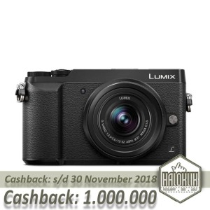 Panasonic Lumix Gx85 Tokopedia