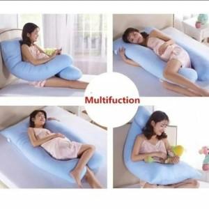 bantal khusus ibu hamil & menyusui (tidak pegal saat tidur ...