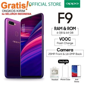Hp Oppo F9 6gb Tokopedia