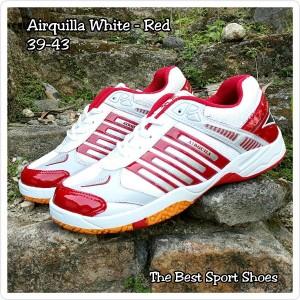 Sepatu Badminton Bulutangkis Airquila Ori100persen Tokopedia