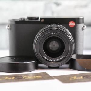Joelcam Leica Q Black Fullset Murah Tokopedia