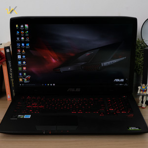 Asus Gaming G751jy Intel Core I7 Haswell Ram 16 Gb Hdd 1tb Tokopedia