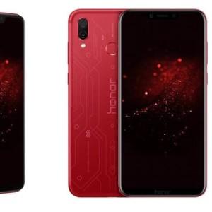 Huawei Honor Play 64gb 4gb Ram Ai Kirin 970 Tokopedia