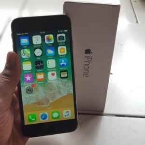 Iphone 6 16gb Grey Second Fullset Mulus Tokopedia