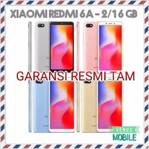 Xiaomi Redmi 6a Ram 2gb Rom 16gb Tokopedia