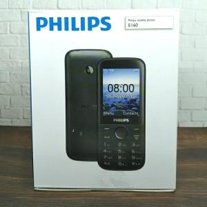 Philips E160 Dual Sim Feature Phone Tokopedia