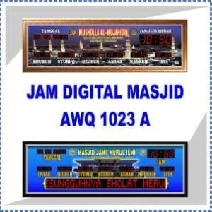 Jam Digital Masjid A Tokopedia