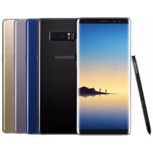 Samsung Galaxy Note 8 Duos Ram 6gb Internal 64gb Fullset Original Like New Tokopedia