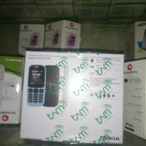 Nokia 105 New 2017 Tam Tokopedia