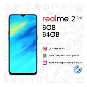 Realme 2 Pro 64gb Resmi Dual Camera Tokopedia