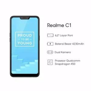 Realme C1 New Tokopedia