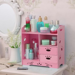 Mh 527 Rak Kosmetik Desktop Storage Megahome Good Quality Tokopedia