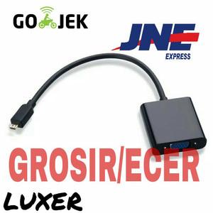 Kabel Micro Mikro Hdmi To Hdmi Tablet Smartphone Ke Lcd Tv Tokopedia