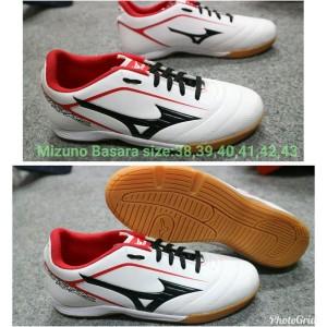 Sepatu Futsal Mizuno Basara Sol Original Tokopedia