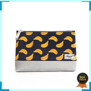 Pouch Tas Kosmetik Harvest Pop Art Banana Tokopedia