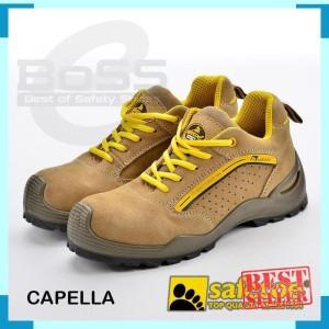 Sepatu Safety Safetoe Capella Tokopedia
