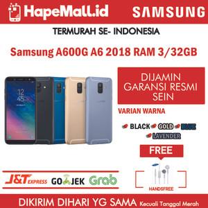 Hp Samsung Galaxy A6 Tokopedia