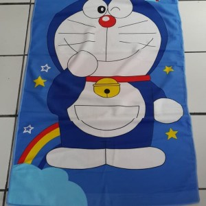 Handuk Rosanna Printing Panel 72x145 - Doraemon