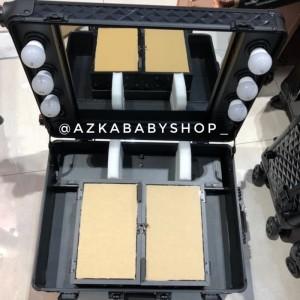 Sale Masami Shouko Beauty Case Murah Koper Makeup Tas Kosmetik Tokopedia