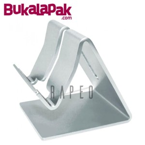 Dudukan Dock Hp Tablet Stand Alumunium Frame Bracket Tokopedia