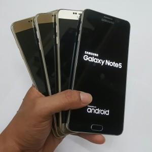 Samsung Galaxy Note 5 Dual Ex Resmi Sein Tokopedia