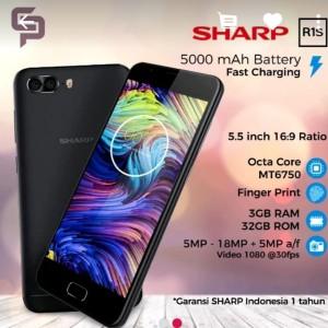 Sharp R1s Ram 3gb Tokopedia