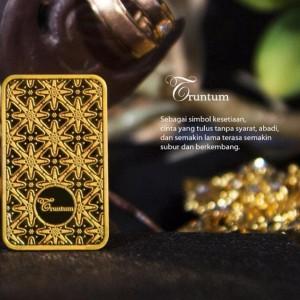 Produk Lm Antam 10 Gram Seri Batik Harga Bersatu Webid