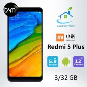 Xiaomi Redmi 5 Plus 3 32gb Grs Tam Tokopedia