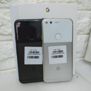 Google Pixel Xl 32gb Ram 4gb Second Seken Fulset Mulus Normal Tokopedia